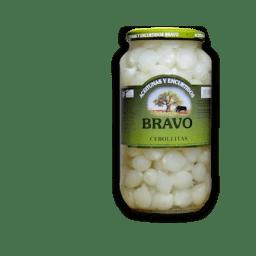 Cebollitas vinagre Alimentos de Andalucia Malaga
