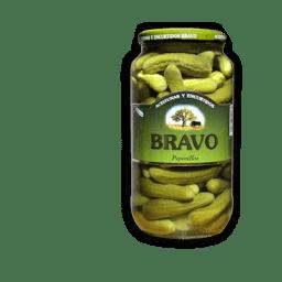 Pepinillos primera medianos Alimentos de Andalucia Malaga
